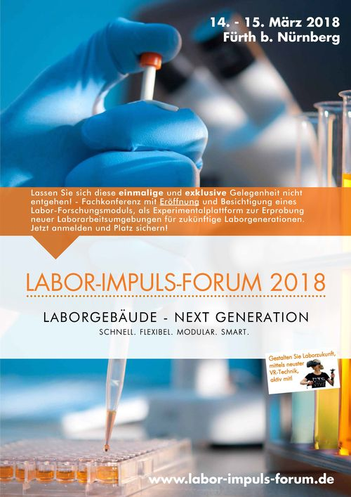 Labor-Impuls-Forum 2018